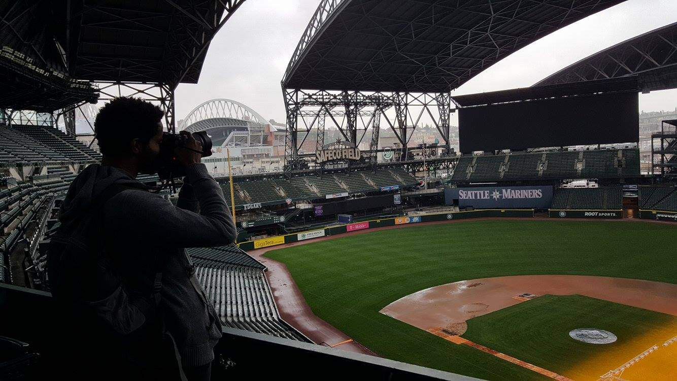 Mariners Safeco Field Tour