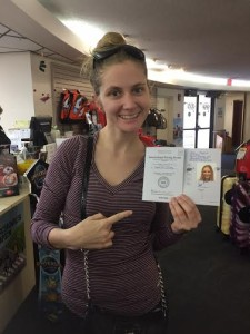 Europe drivers license