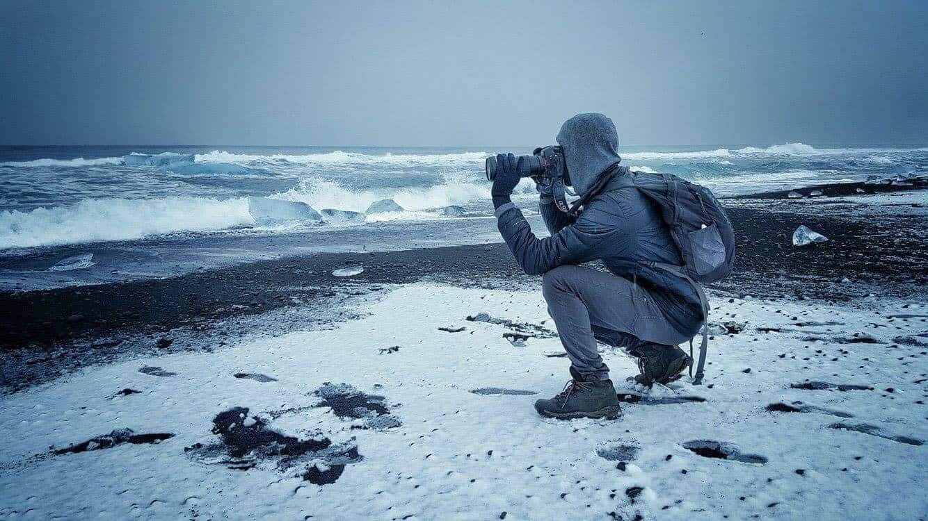 The 411 on Photoshoots in Cold Weather - Follow Me Away