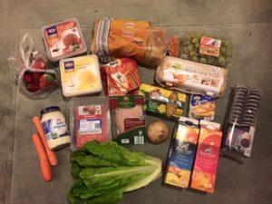 This is what $20 of Groceries looks like in different European cities