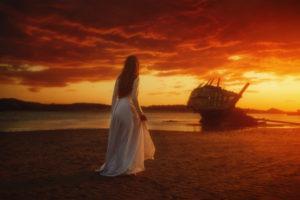 Follow Me Away to Ireland's Bunbeg Shipwreck