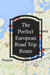 The Perfect European Road Trip Route