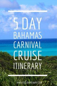 We Are Heading To the Bahamas On Carnival Valor | Carnival Cruise Tips | First Time Cruise Tips | Carnival Valor