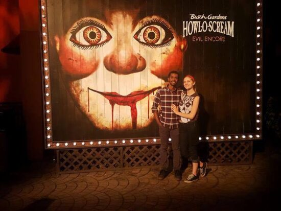 How Busch Gardens' Howl-O-Scream 2016 Successfully Scared Us | Howl O Scream 2016 | New Haunted Houses Howl O Scream | Howl O Scream Tickets | Follow Me Away Travel Blog
