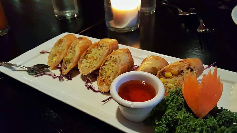 A Night Out At Thai Bloom Portland | Where To Eat In Portland | Thai Restaurants In Portland | Follow Me Away Travel Blog