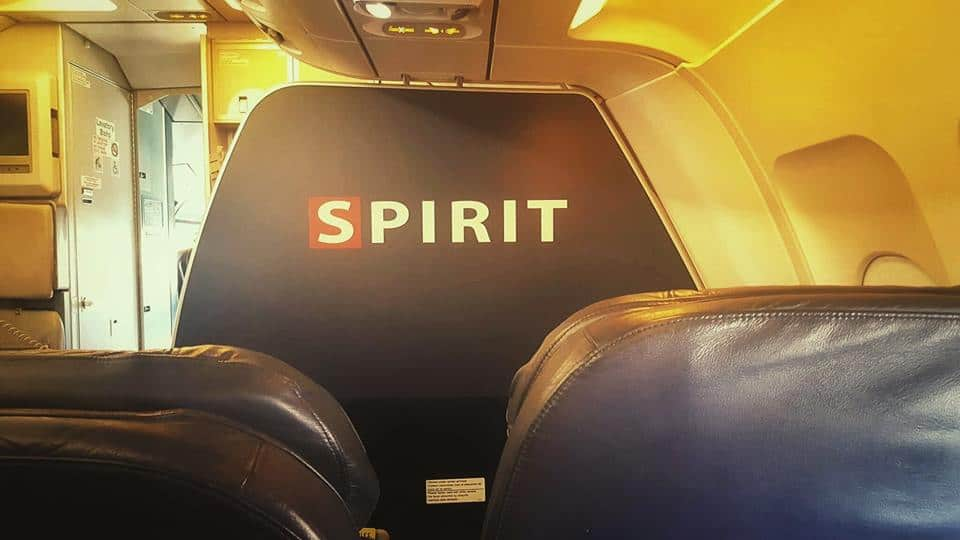 What It S Really Like Flying Spirit Airlines From Tpa To