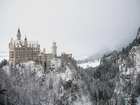 5 Beautiful Castles In Europe You Have To Explore   Best Castles In Europe   Castles In Europe To Visit   European Castles   Castles In Europe Travel Tips   Follow Me Away Travel Blog