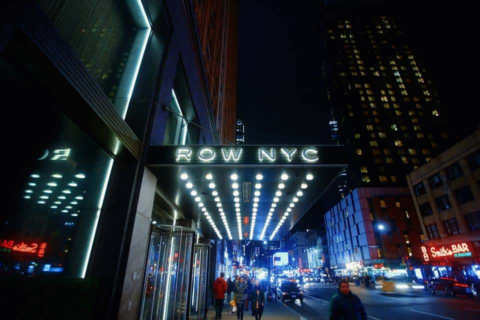 Top 10 New York Hotels Near Times Square | New York