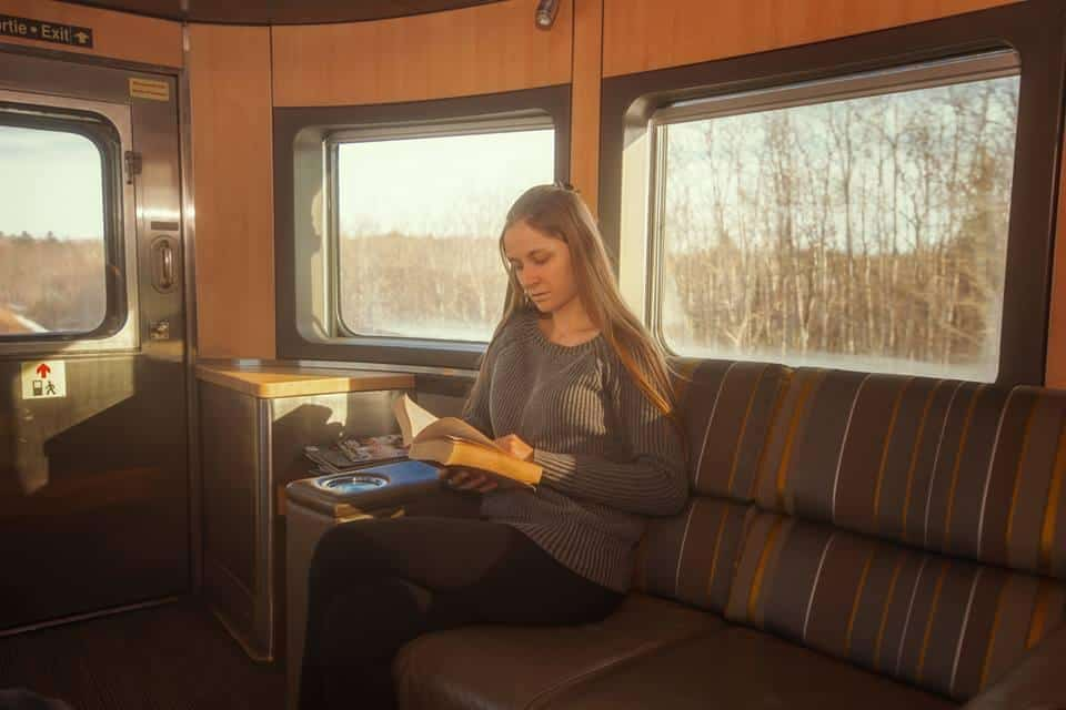 10 Things To Pack For A Cross Canada Train Trip