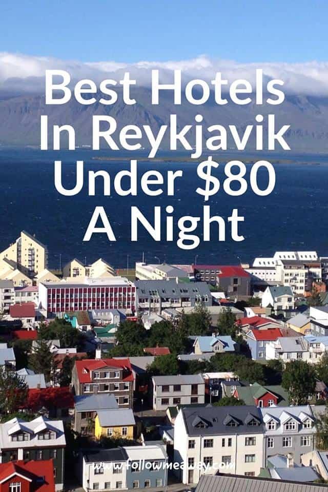 Cheap Hotels In Reykjavik Iceland