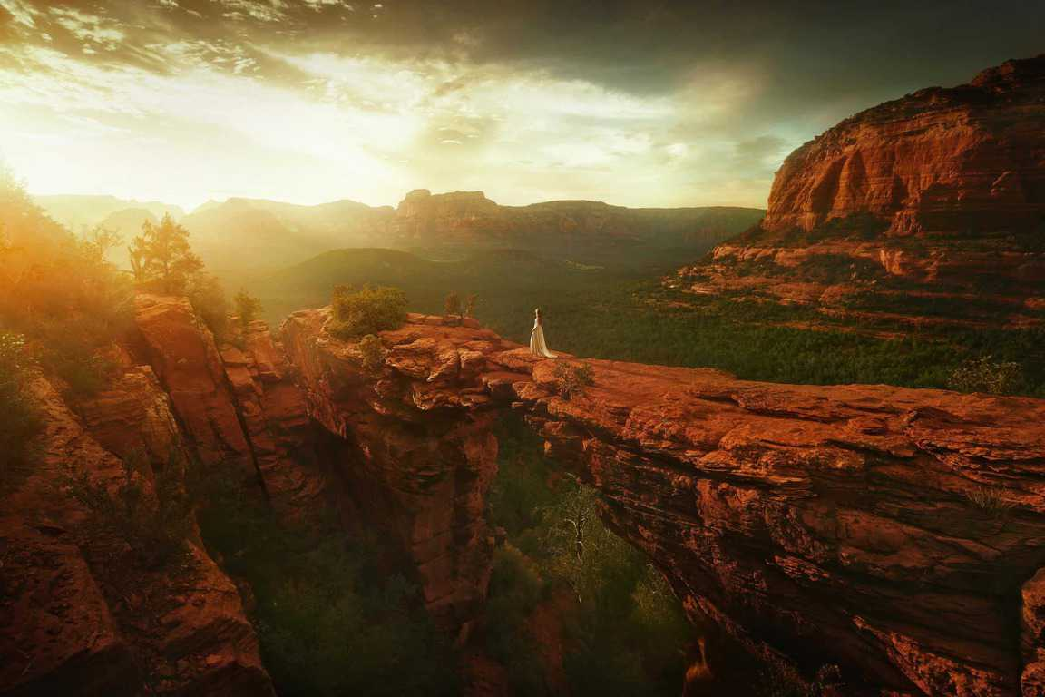 Follow Me Away Devil's Bridge Sedona