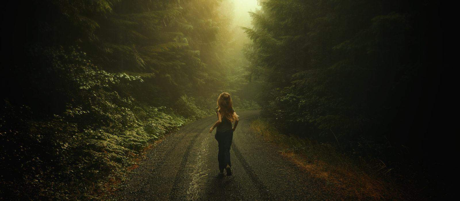 Follow Me Away To Umpqua Forest