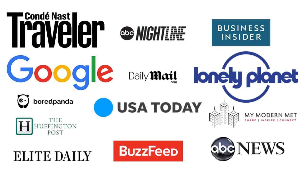 Follow Me Away News Media Features