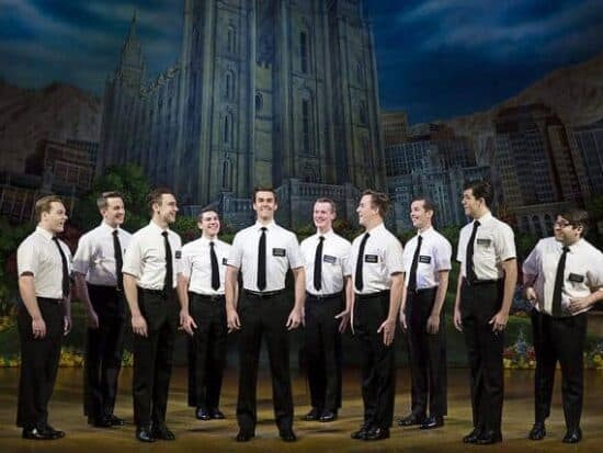 book of mormon tampa