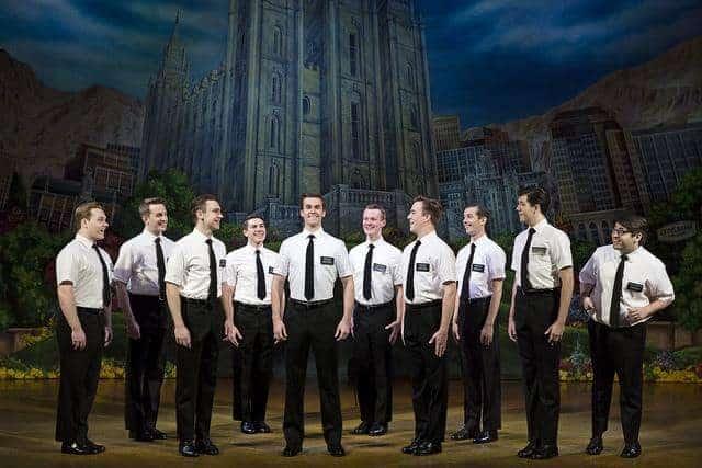 book of mormon tampa