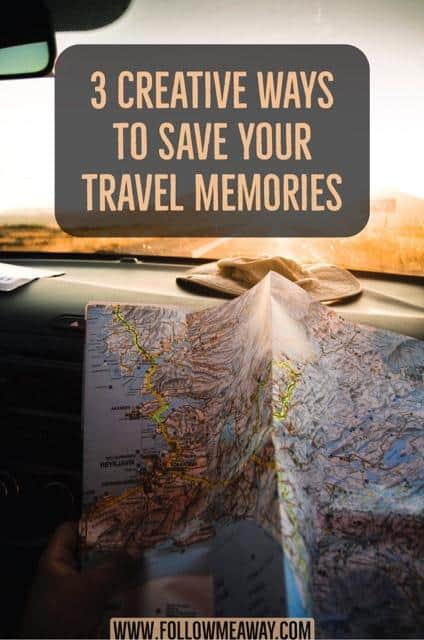 3 Creative Ways To Save Your Travel Memories | Travel Scrapbook Ideas | travel scrapbooking ideas | how to save travel memories | travel scrapbook layouts | travel memories DIY, travel memories ideas, travel memories display #travelmemories #travelscrapbook #traveltips #budgettravel