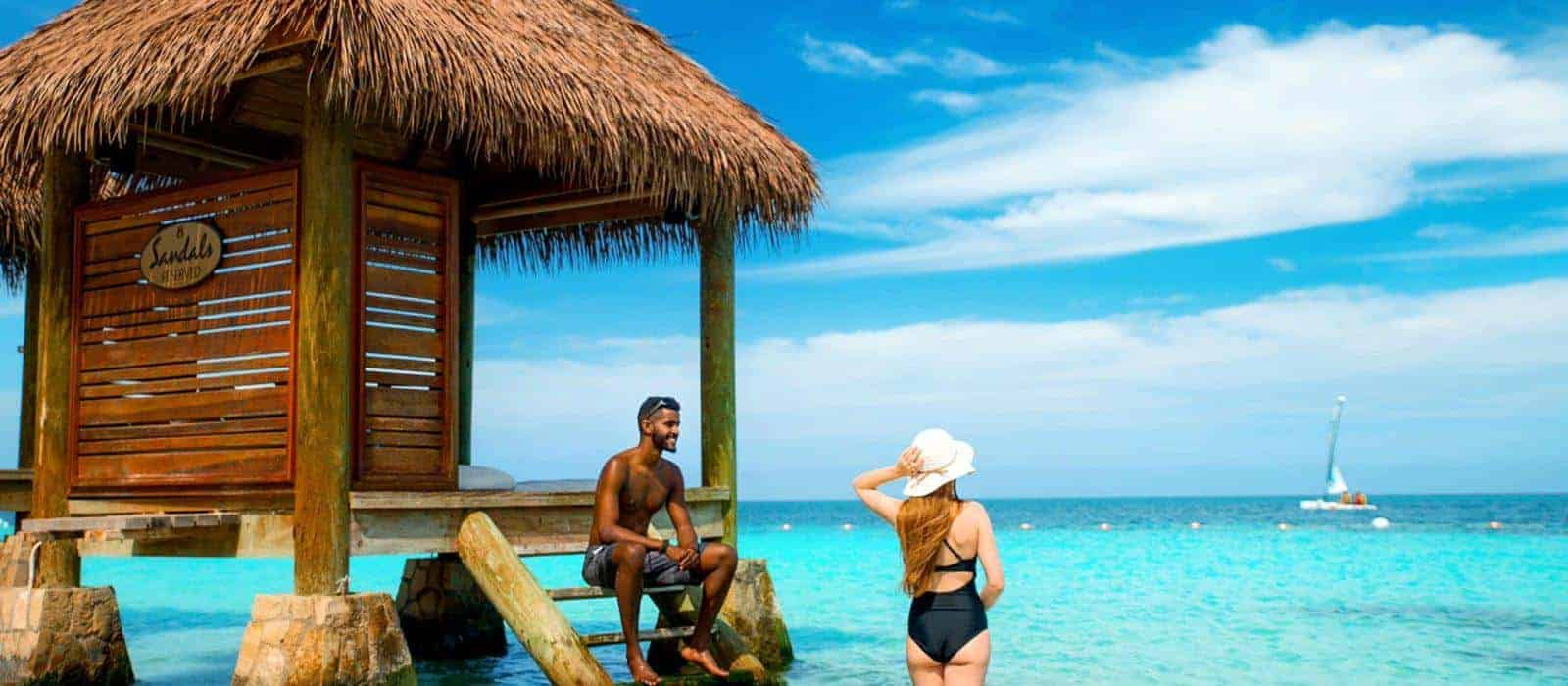 Sandals Montego Bay Follow Me Away