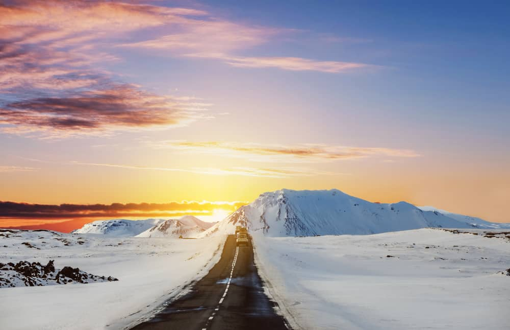 don't skip driving in iceland in winter!