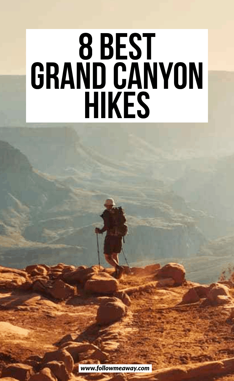8 best grand canyon hikes