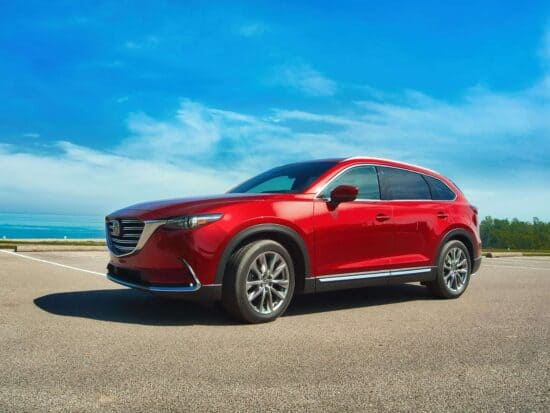 Weekend Getaway To Lake Erie: Mazda CX-9 Review