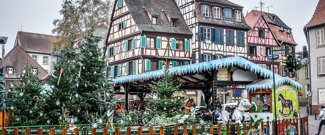 10 Magical Christmas Markets In France