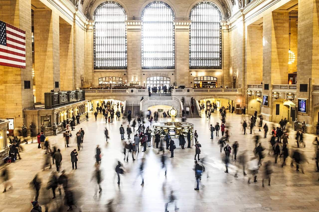 Grand Central Station | best NYC photography locations and how to find them
