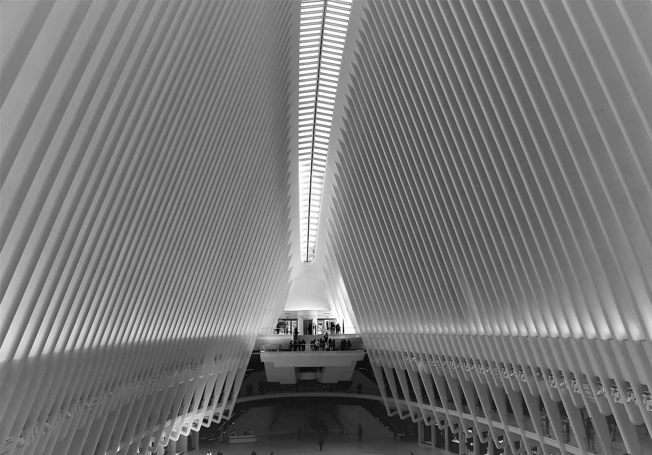 The oculus is the perfect nyc photography location for instagram