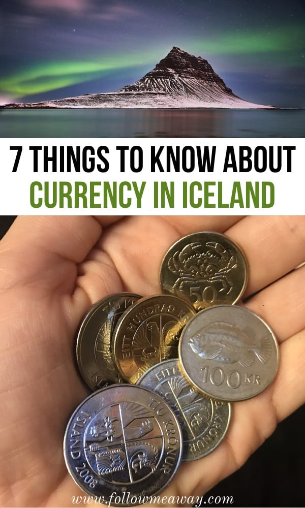 What To Know About Currency In Iceland | What money do they use in Iceland | How to budget for Iceland | how much money to spend in Iceland | iceland on a budget | iceland travel tips | budget travel to Iceland
