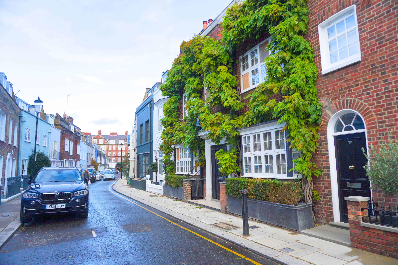 Godfrey Street is one of the 10 Prettiest Streets In London