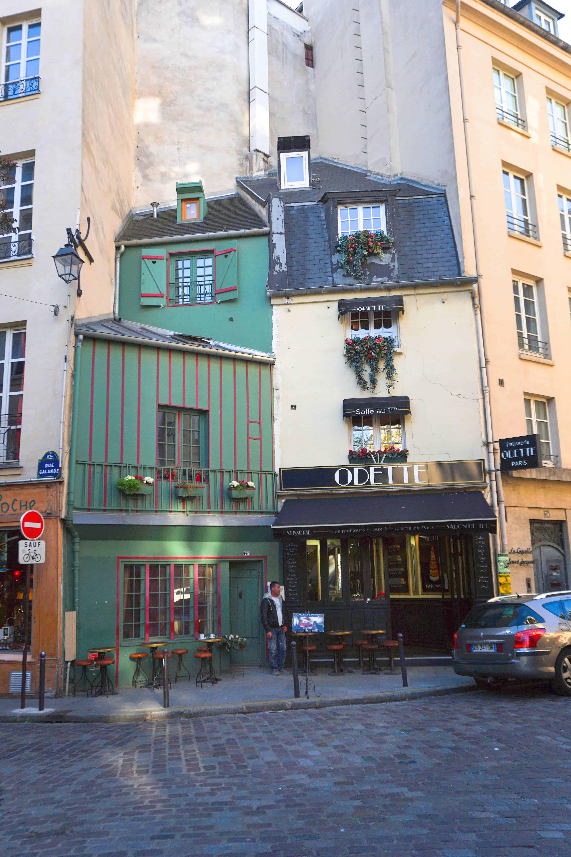 Odette Pastry Shop in Paris | things to do in Paris | paris travel