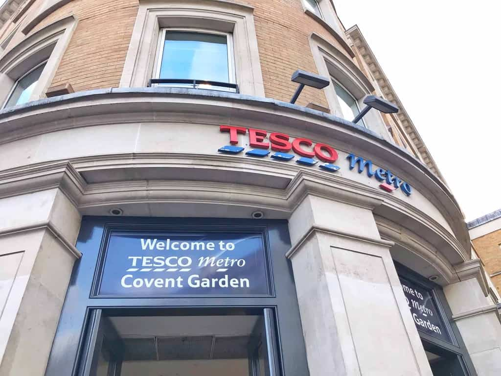 Tesco Supermarkets In London | london grocery stores