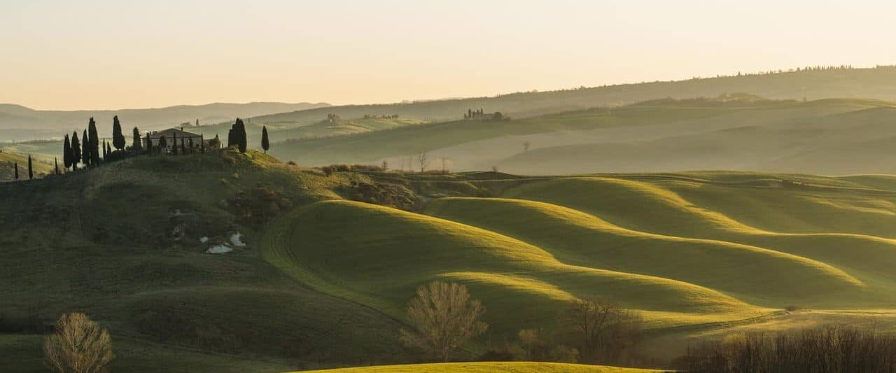 Tuscany Road Trip Itinerary | See The rolling hills of Tuscany