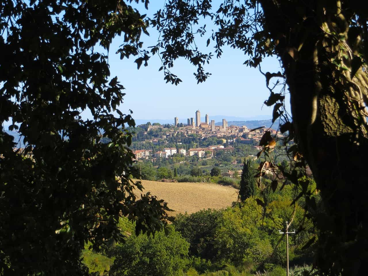 San Gimignano is one of the most famous stops in Tuscany | Italy road trip