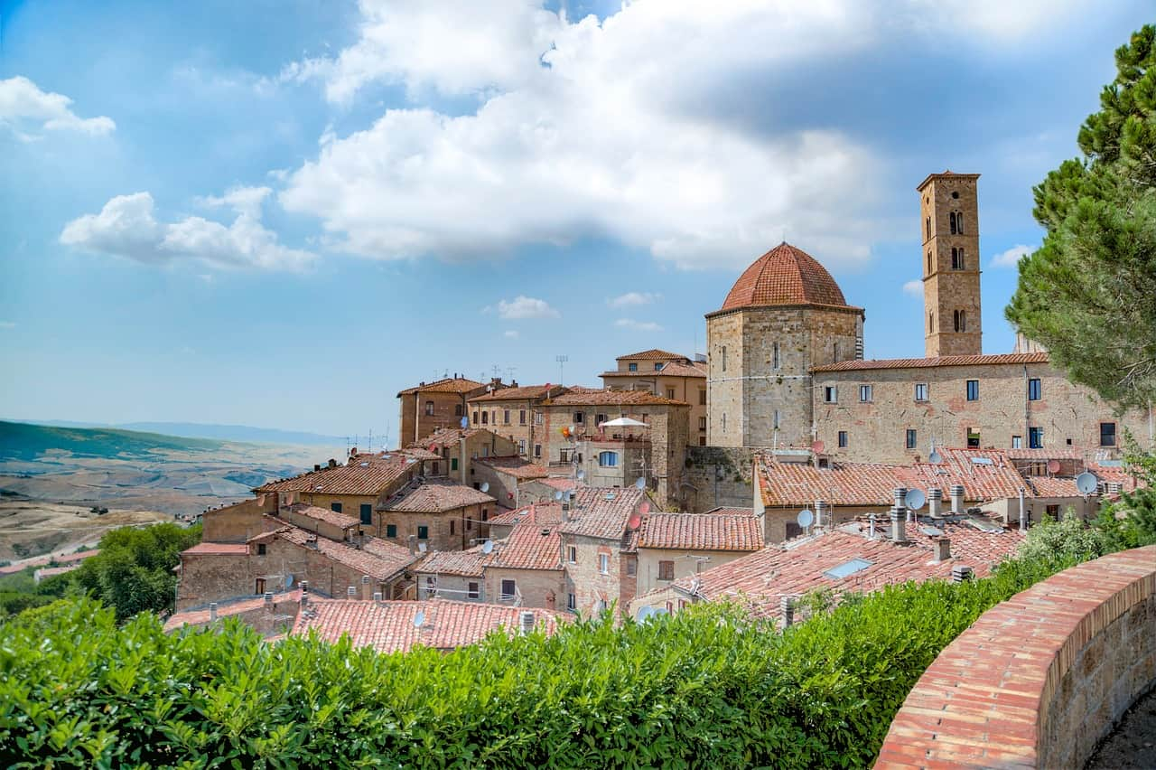 Volterra is one of the best places to visit in Italy region of tuscany