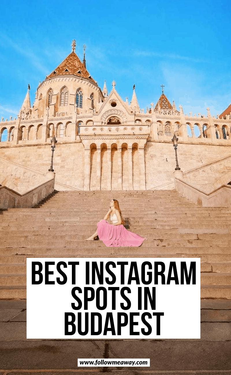 best instagram spots in budapest