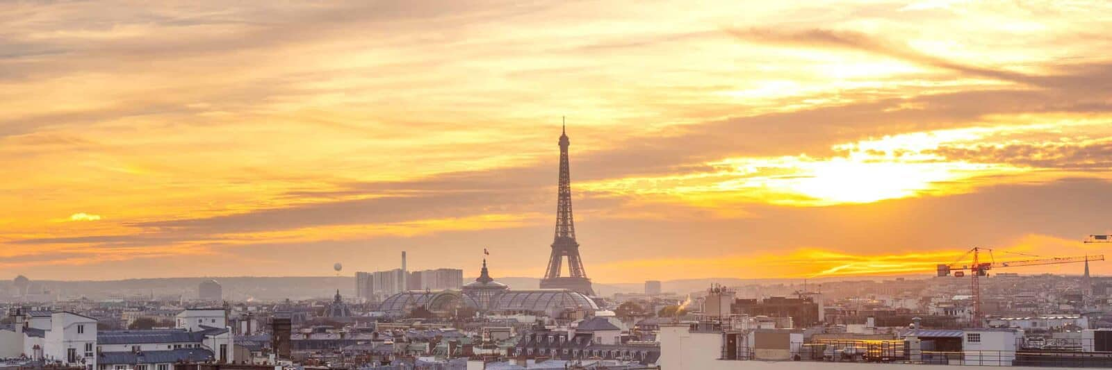 10 Best Locations To See A Paris Sunset Map To Find Them