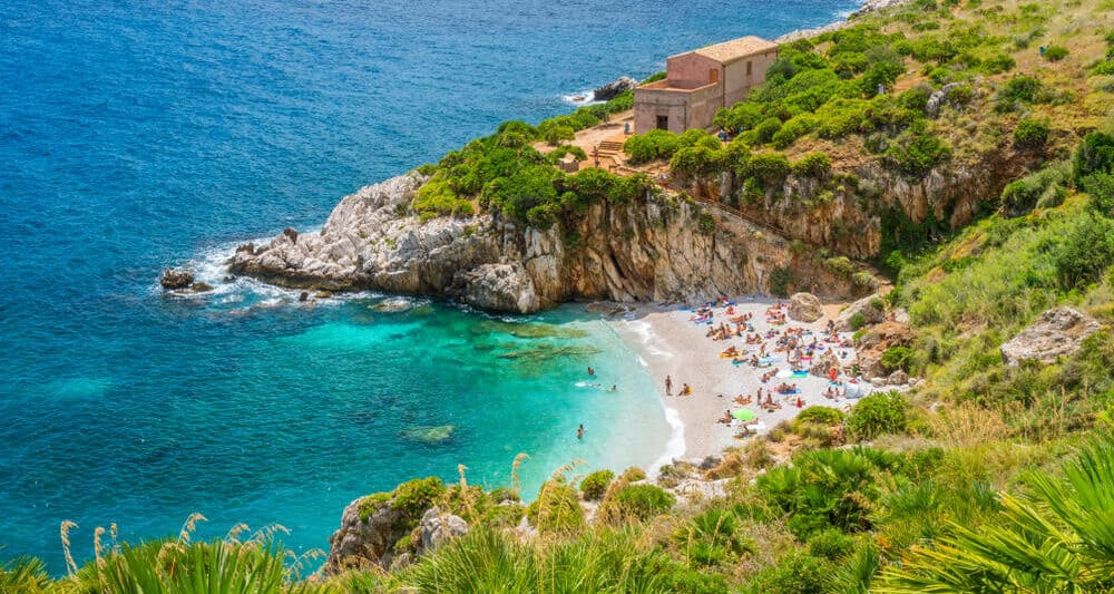 12 Beautiful Beaches In Sicily Map To Find Them Follow Me Away