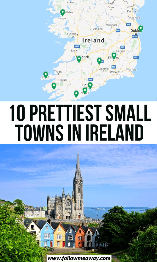 10 prettiest towns in ireland