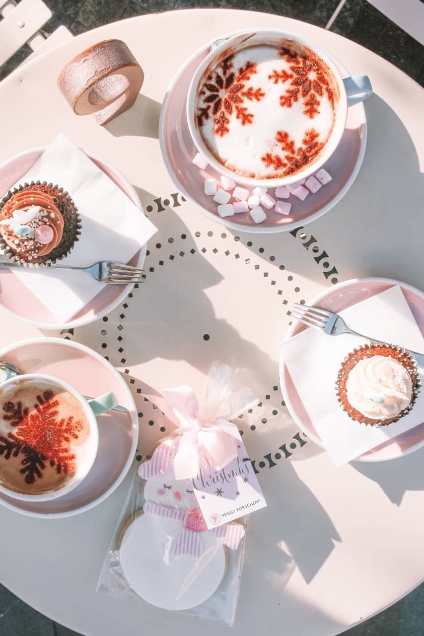 cute coffee makes for some of the most Instagrammable places in London