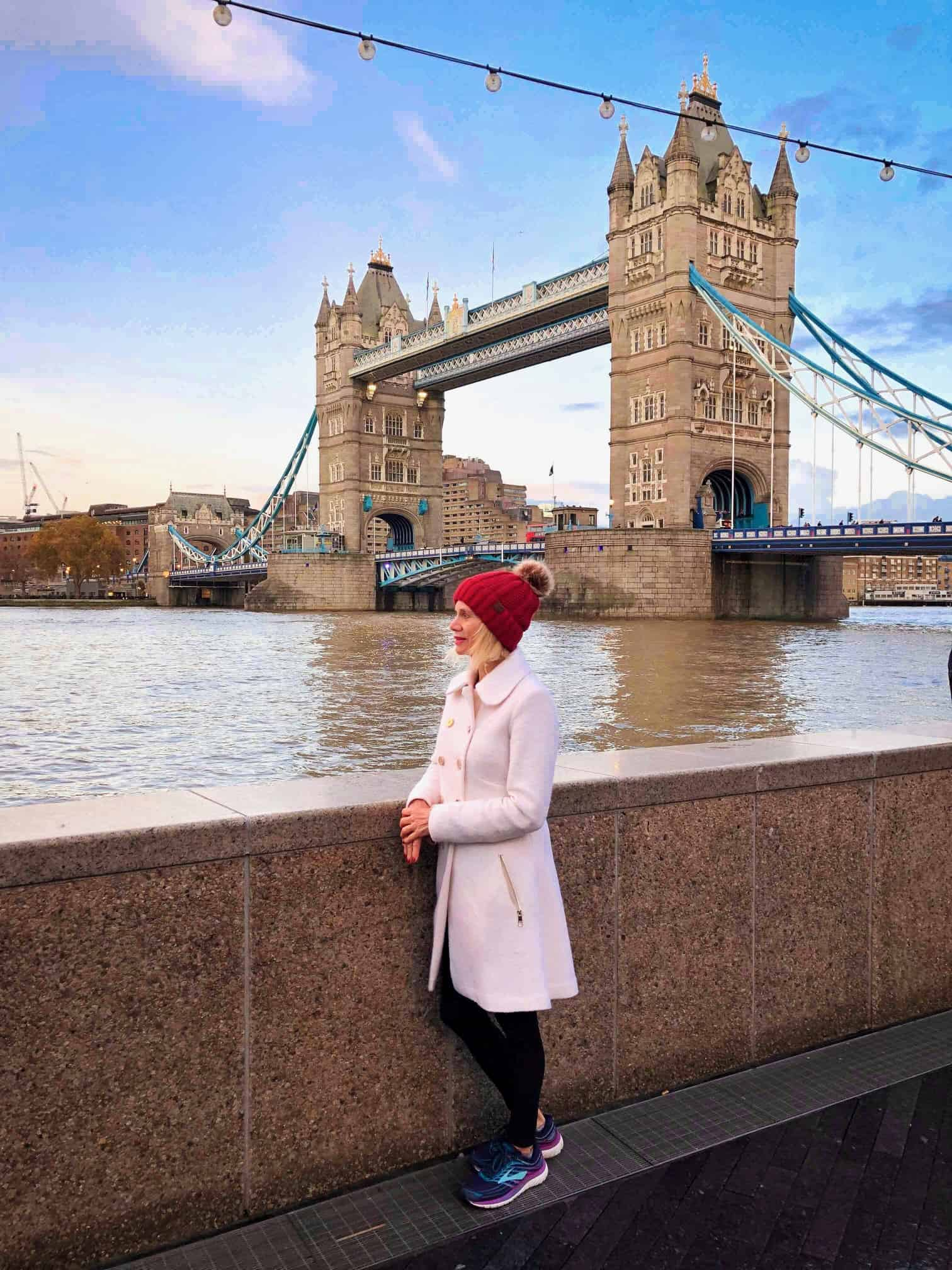 Tower Bridge from City Hall is one of the best London photography locations   Instagrammable places in London