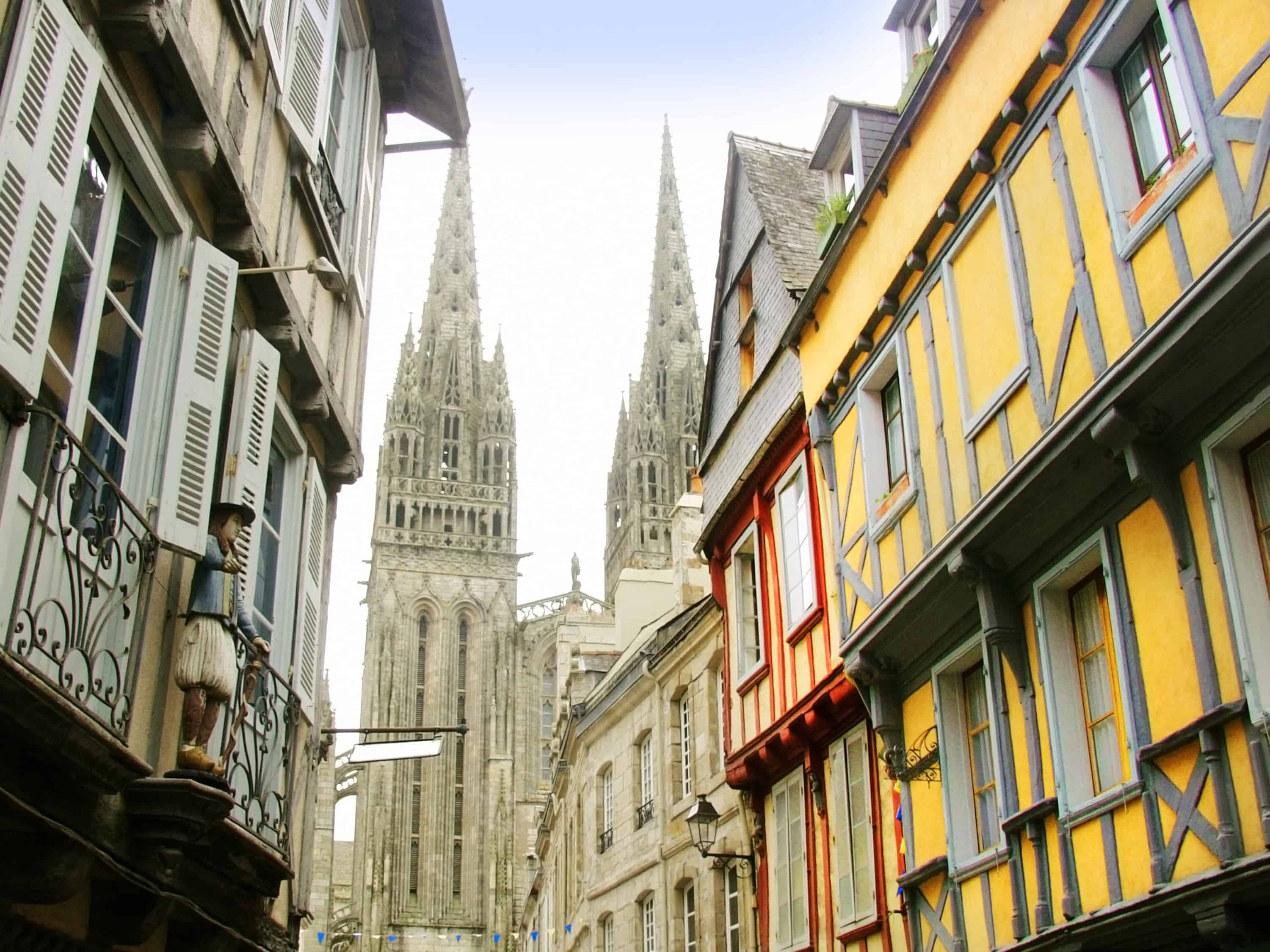 Quimper Is A Gem Among Stones in Northern France