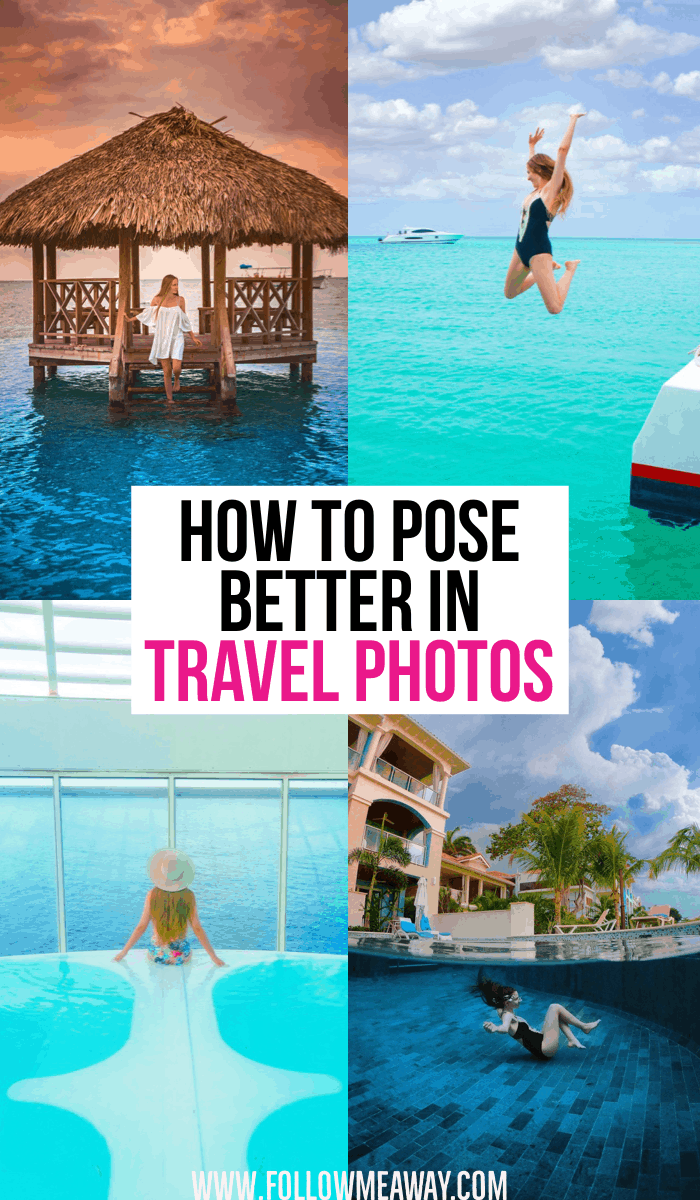 How To Pose Better In Travel Photos | The Ultimate Guide To Looking Fabulous In Travel Photos On Instagram | Posing tips for Instagram | how to look amazing in travel photos | posing tips for traveling photos | how to pose in photos