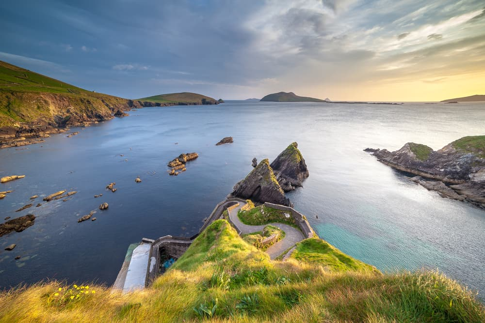 Skip Ring Of Kerry and head to Dingle when planning a trip to Ireland