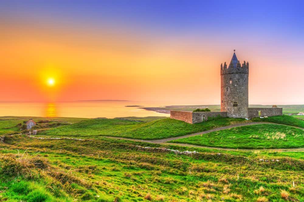Don't cram too much in when planning a trip to Ireland