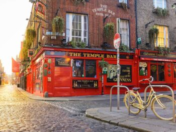 Get out of Dublin when planning a trip to Ireland