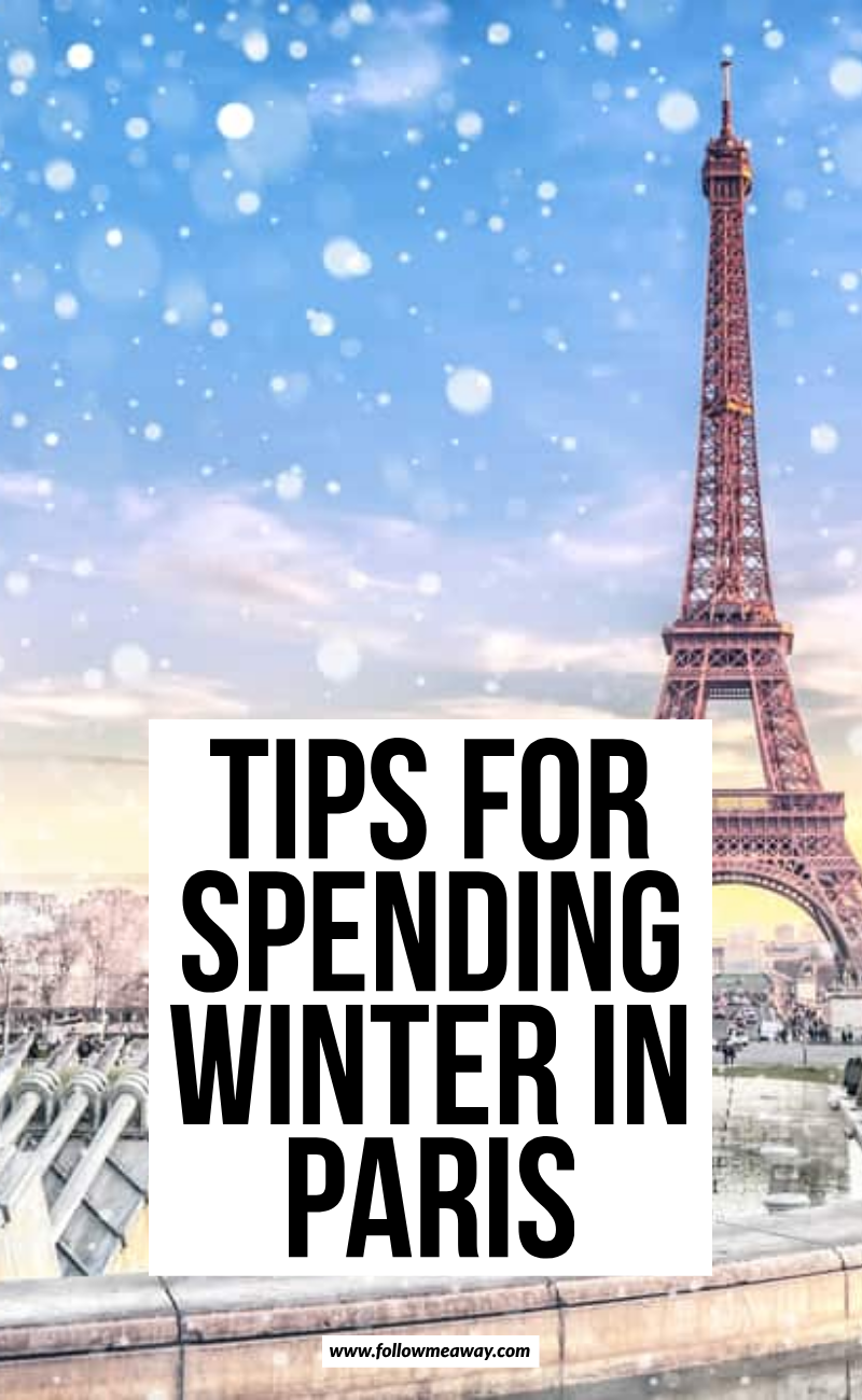 Tips For Visting Paris In Winter | what to bring to paris in winter | what to pack for your Paris winter vacation | how to spend the holidays in Paris | seasonal guide to Paris | traveling paris like a pro | packing guide for Paris in winter | where to go in Paris in the winter | cutest places to go in Paris in the winter | winter guide to Paris | travel guide to winter in Paris | travel tips for Paris in winter | winter paris travel itinerary #pariswinter #paris #holidaytravel #traveltips