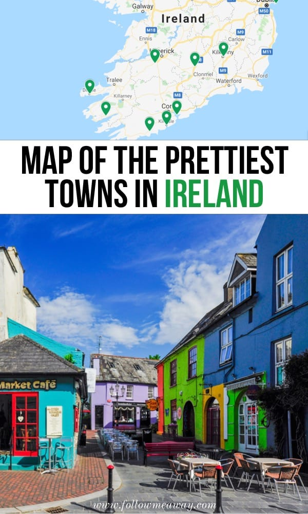 10 Prettiest Small Towns In Ireland + Map To Find Them