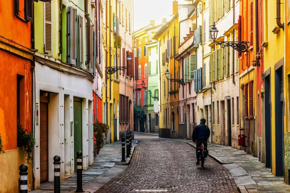 Parma Isn't Just About The Cheese, This Northern Italy City Has The Most Charming Side Streets