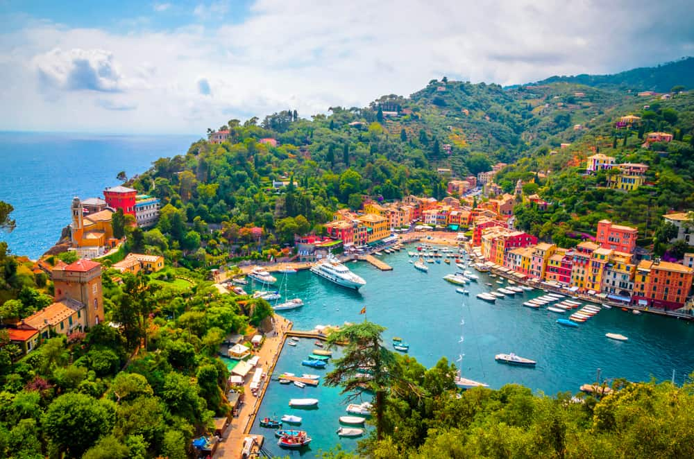 Portofino Is The Cutest Fishing Village In All Of Northern Italy