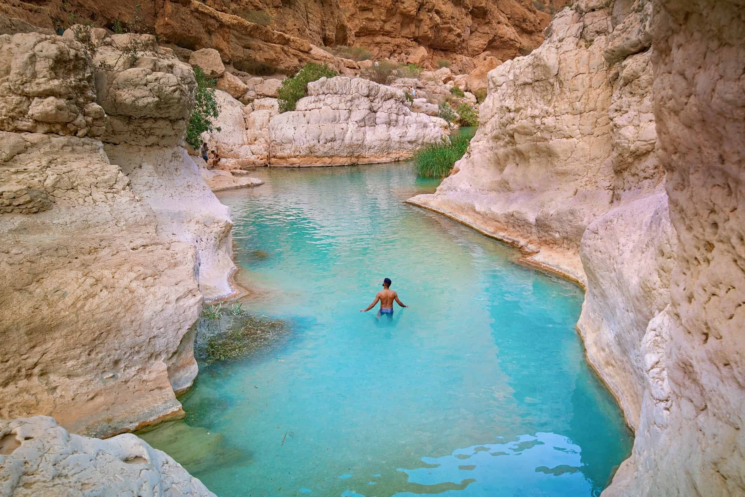 Everything You Need To Know About Visiting Wadi Shab Oman